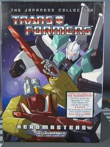 TF DVDBOX HEAD MASTERS JAPAN Ver 1001