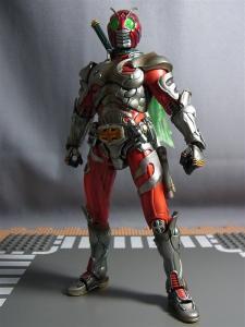 SIC No.62 仮面ライダー ZX Ninja 1002