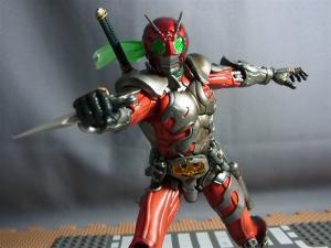 SIC No.62 仮面ライダー ZX Ninja 1008