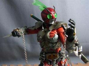 SIC No.62 仮面ライダー ZX Ninja 1011