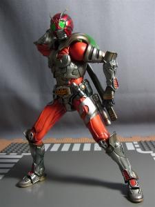 SIC No.62 仮面ライダー ZX Ninja 1014