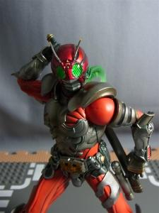 SIC No.62 仮面ライダー ZX Ninja 1015