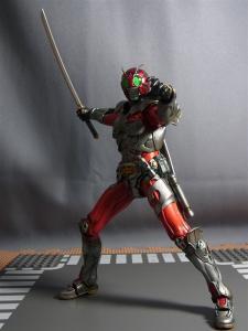 SIC No.62 仮面ライダー ZX Ninja 1017