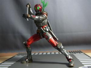SIC No.62 仮面ライダー ZX Ninja 1018