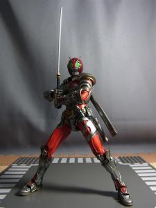 SIC No.62 仮面ライダー ZX Ninja 1024