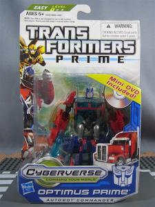 CYBER VERSE COMMANDER OPTIMUS PRIME 1001