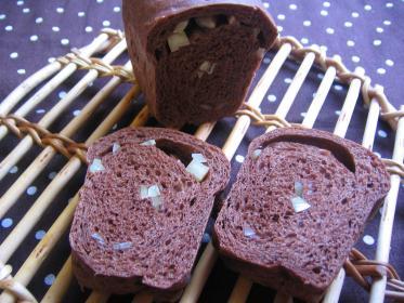ココアミニ食パン