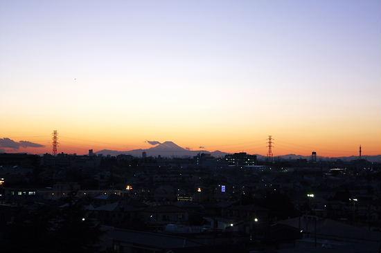 富士山 よこ