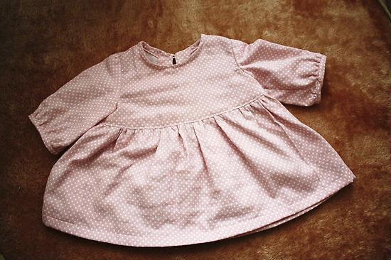 ワンピース ピンク