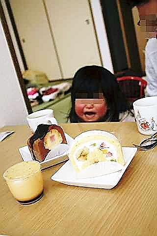 4/13 おいしいケーキやさん