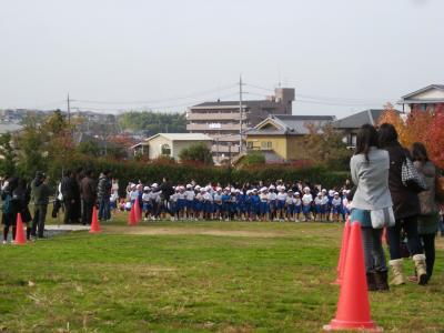 マラソン②