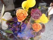 お花ランプリール