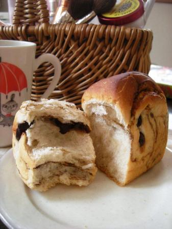 朝ごはんパン①