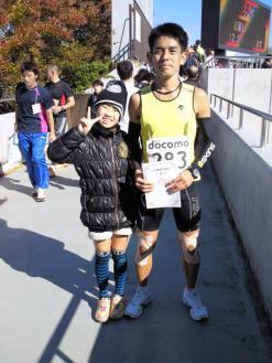 101123nagoya halfmarathon