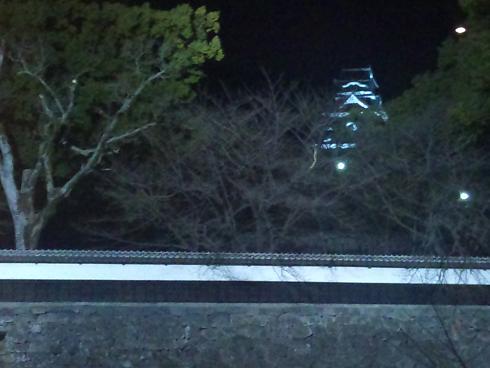 DSC_0336熊本城夜景