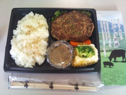 2011-04-15 12.03.58駅中ハンバーグ
