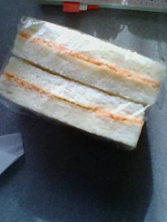 にんじんサンド