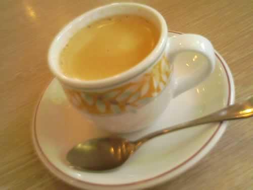 コーヒー おかわり自由