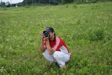 カメラ中年男ー1