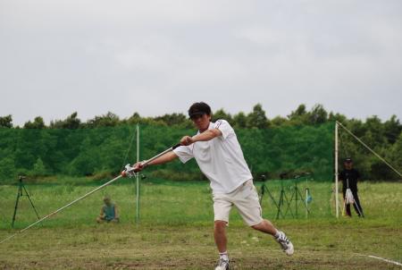 恵庭佐藤選手1