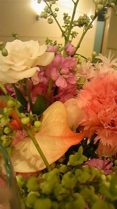 reception flower