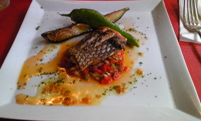フューゴランチ魚