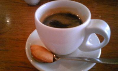 ルボワ200911コーヒー