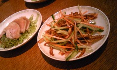 香園200910炒めとむしとり
