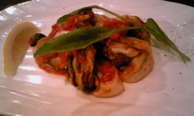 プワル0910 牡蛎前菜