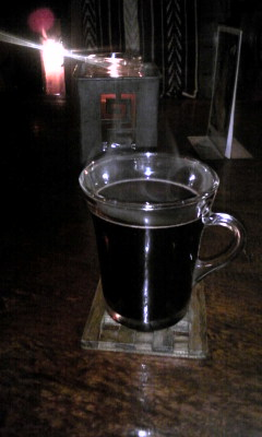 バーでっしゃろホットワイン