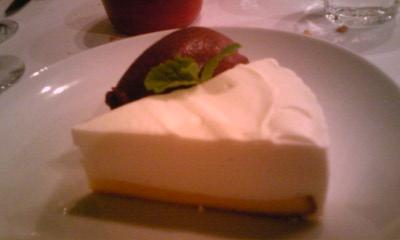 ギャロチーズケーキ