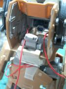 1/35ブラストランナーコクピット製作step04