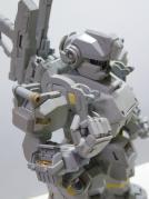 1/35 KOTOBUKIYA クーガーⅠ型 腕部予備弾倉コンテナ製作♪