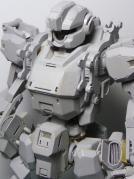 1/35 KOTOBUKIYA ボーダーブレイク クーガーⅠ型【肩部ディティール】