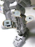 1/35 KOTOBUKIYA ボーダーブレイク クーガーⅠ型【脚部製作♪】