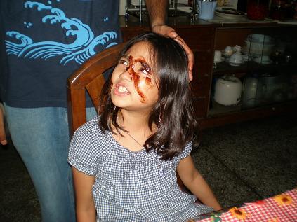 エリザ10歳・2