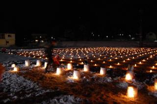 田麦山雪祭り02