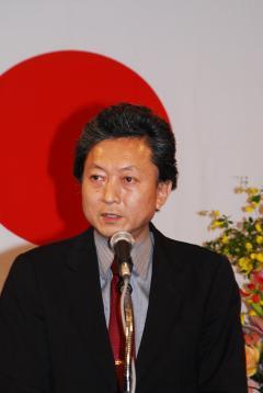 鳩山由紀夫衆議院議員
