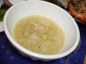 ひよこ豆のスープ