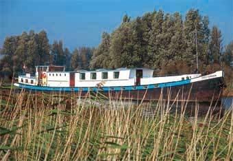 ハウスボート「アムステルダム」
