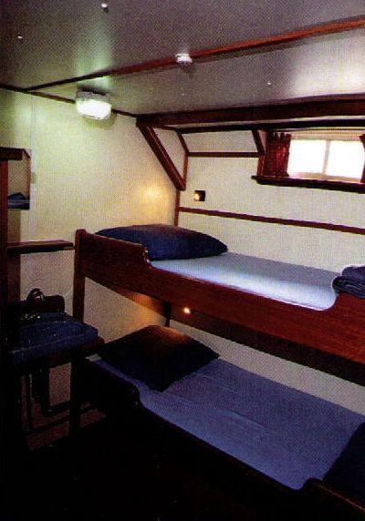 AMSTERDAM船室
