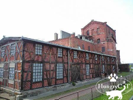 カブトブール工場
