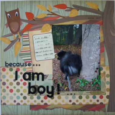 I  am  boy!