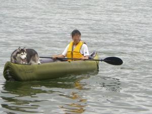 2010 7月琵琶湖カヌー 011a