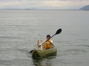 2010 7月琵琶湖カヌー 058 a