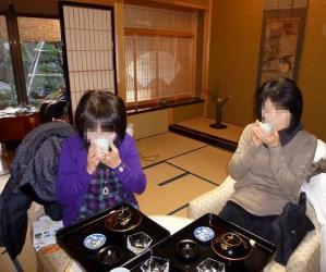 2010 11月女子会 高山旅行 016A