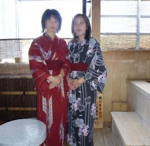 2010 11月女子会 高山旅行 033a