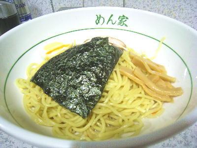 油麺@めん家