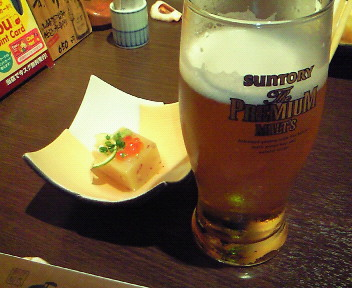 とりあえずビール@須賀井