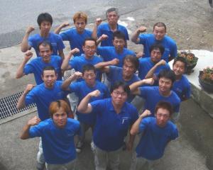 中井工務店職人2009812